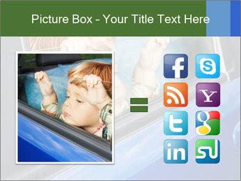 Little kid is sad PowerPoint Templates - Slide 21