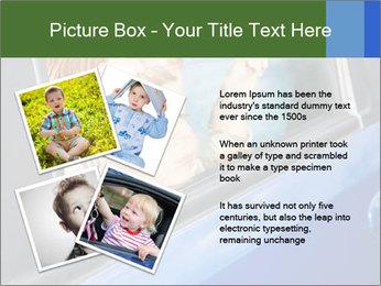 Little kid is sad PowerPoint Templates - Slide 23
