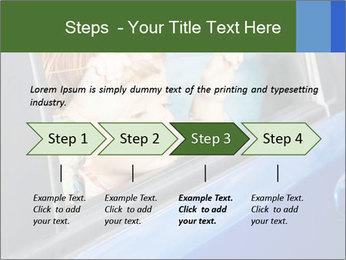 Little kid is sad PowerPoint Templates - Slide 4