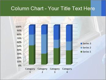 Little kid is sad PowerPoint Templates - Slide 50