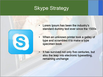 Little kid is sad PowerPoint Templates - Slide 8