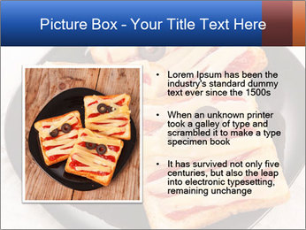 Halloween party PowerPoint Templates - Slide 13