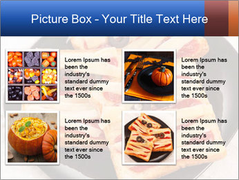 Halloween party PowerPoint Templates - Slide 14