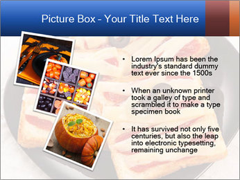 Halloween party PowerPoint Templates - Slide 17