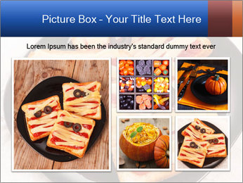Halloween party PowerPoint Templates - Slide 19