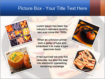 Halloween party PowerPoint Templates - Slide 24