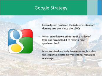 Mountain panorama PowerPoint Template - Slide 10