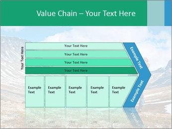 Mountain panorama PowerPoint Template - Slide 27