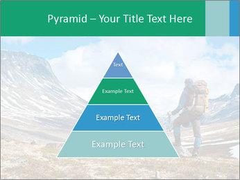 Mountain panorama PowerPoint Template - Slide 30
