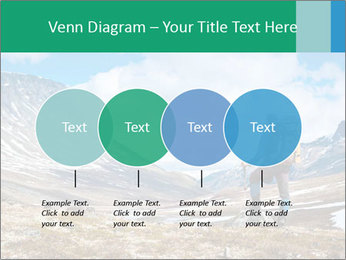 Mountain panorama PowerPoint Template - Slide 32