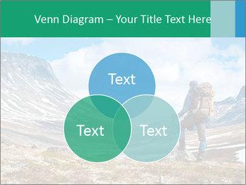 Mountain panorama PowerPoint Template - Slide 33