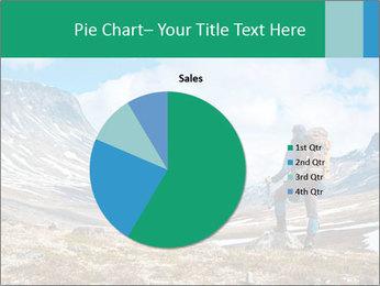 Mountain panorama PowerPoint Template - Slide 36