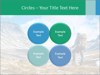 Mountain panorama PowerPoint Template - Slide 38