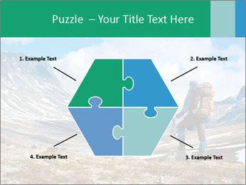 Mountain panorama PowerPoint Template - Slide 40