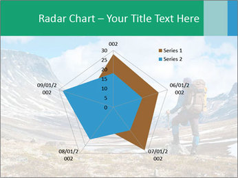 Mountain panorama PowerPoint Template - Slide 51