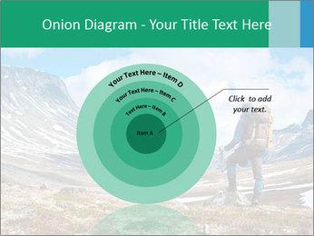 Mountain panorama PowerPoint Template - Slide 61