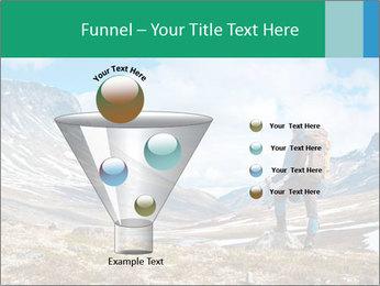 Mountain panorama PowerPoint Template - Slide 63