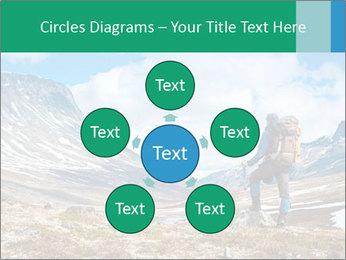 Mountain panorama PowerPoint Template - Slide 78