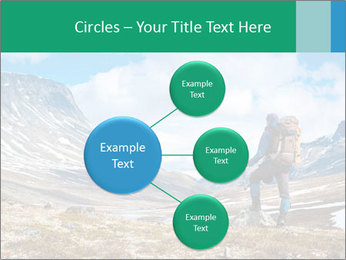 Mountain panorama PowerPoint Template - Slide 79