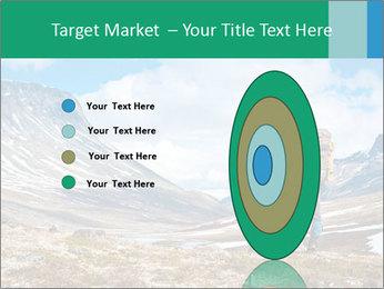 Mountain panorama PowerPoint Template - Slide 84