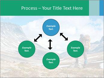 Mountain panorama PowerPoint Template - Slide 91
