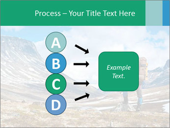 Mountain panorama PowerPoint Template - Slide 94