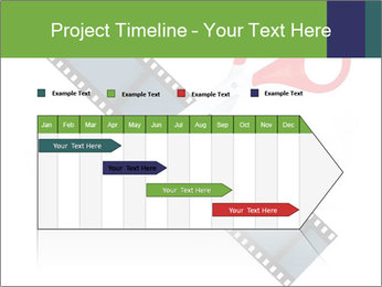 Video editing PowerPoint Templates - Slide 25