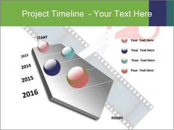 Video editing PowerPoint Templates - Slide 26