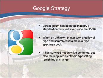 Sao Pedro de Alcantara Garden PowerPoint Templates - Slide 10