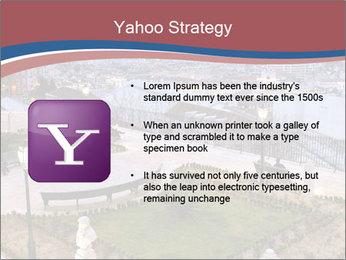 Sao Pedro de Alcantara Garden PowerPoint Templates - Slide 11