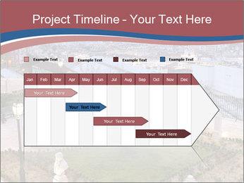 Sao Pedro de Alcantara Garden PowerPoint Templates - Slide 25