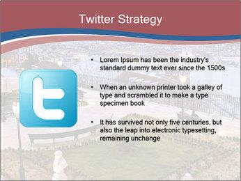 Sao Pedro de Alcantara Garden PowerPoint Templates - Slide 9