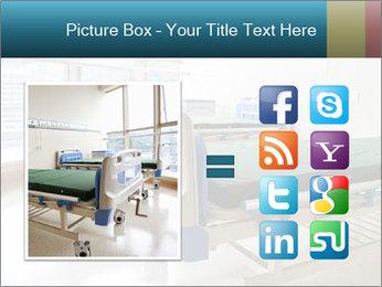 New hospital room PowerPoint Template - Slide 21