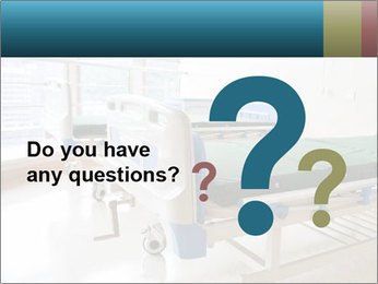 New hospital room PowerPoint Templates - Slide 96