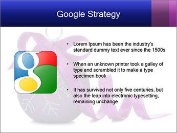 Christmas ball PowerPoint Template - Slide 10