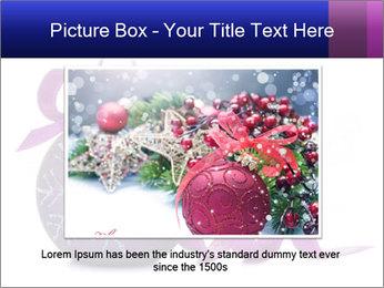 Christmas ball PowerPoint Template - Slide 16
