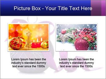 Christmas ball PowerPoint Template - Slide 18
