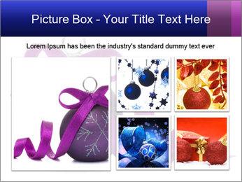 Christmas ball PowerPoint Template - Slide 19