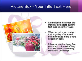 Christmas ball PowerPoint Template - Slide 20