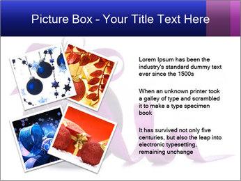 Christmas ball PowerPoint Template - Slide 23