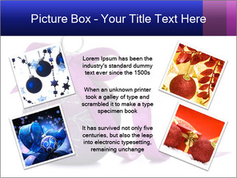 Christmas ball PowerPoint Template - Slide 24