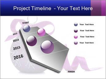 Christmas ball PowerPoint Template - Slide 26