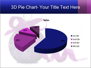 Christmas ball PowerPoint Template - Slide 35