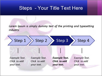 Christmas ball PowerPoint Template - Slide 4