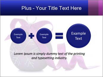 Christmas ball PowerPoint Template - Slide 75