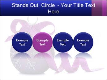 Christmas ball PowerPoint Template - Slide 76