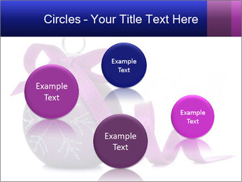 Christmas ball PowerPoint Template - Slide 77