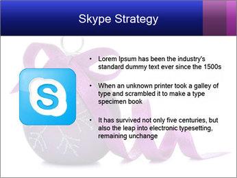 Christmas ball PowerPoint Template - Slide 8