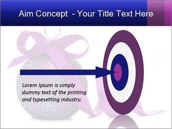 Christmas ball PowerPoint Template - Slide 83