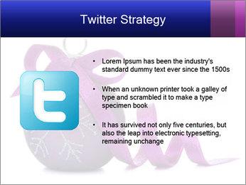 Christmas ball PowerPoint Template - Slide 9